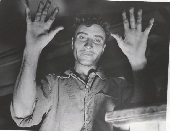 1938: Albert Dyer, sex killer (presumably)
