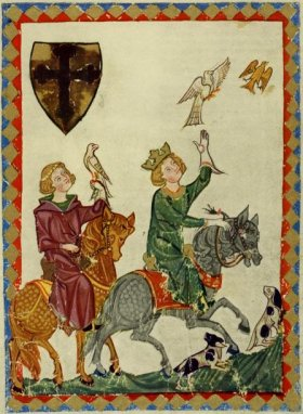 In 1268 on this day of triumph the inseparable Conradin and Frederick of Baden (pictured) led a victory march in Rome to celebrate their glorious victory at Tagliacozzo.