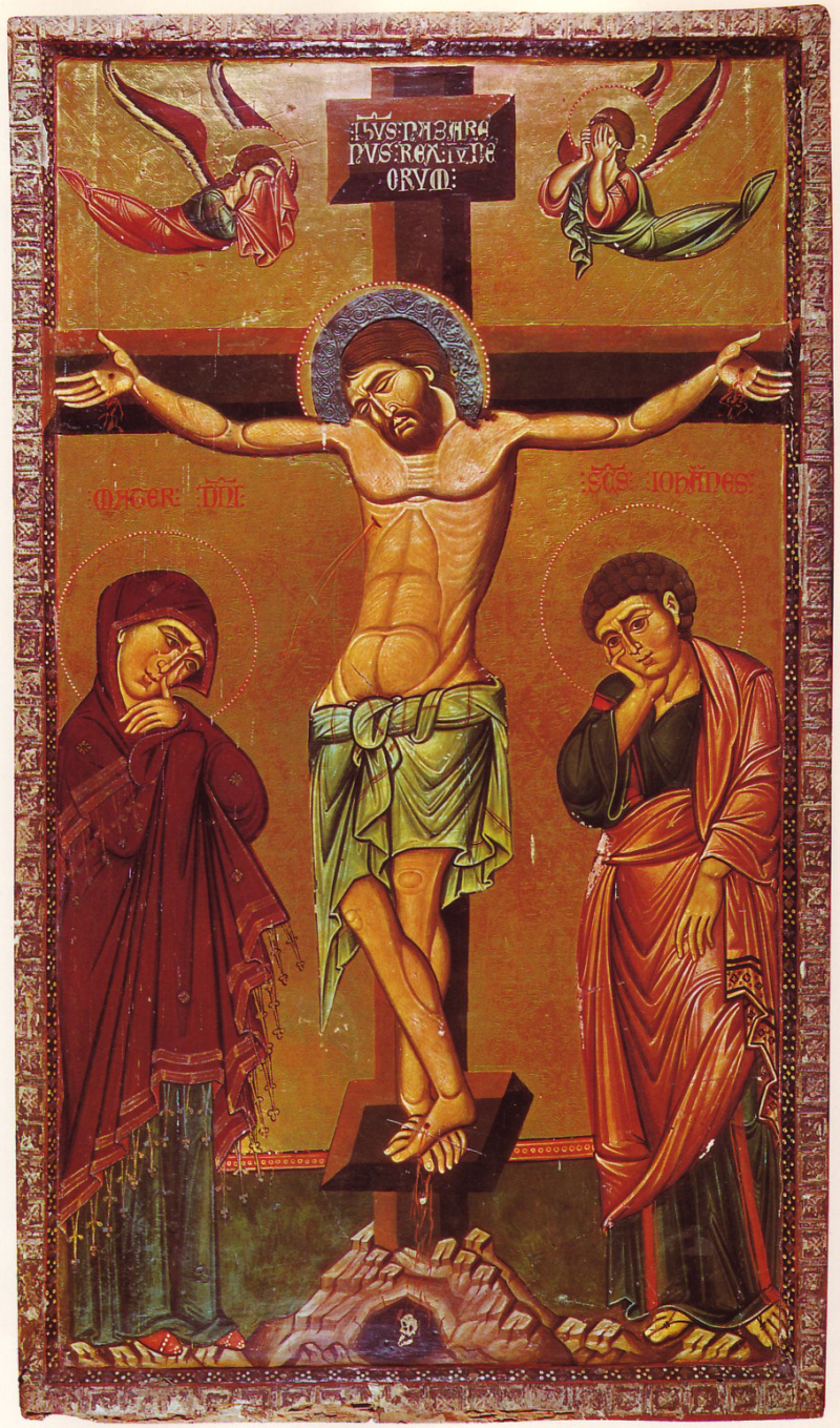 The Crucified Lovers: ExecutedToday.com » Jesus Of Nazareth, King Of The Jews