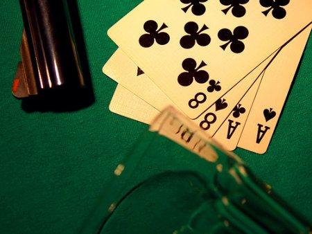dead mans hand poker hand