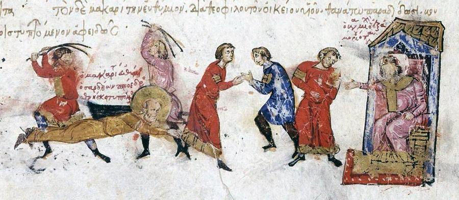 Iconophile argument essay