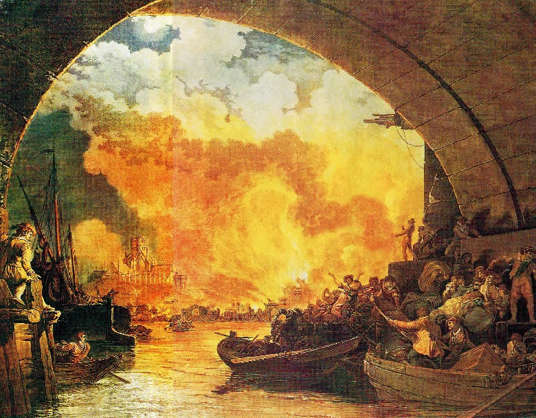 London Great Fire