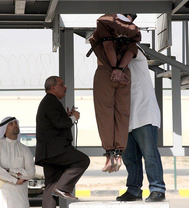 ExecutedToday com » Saudi Arabia