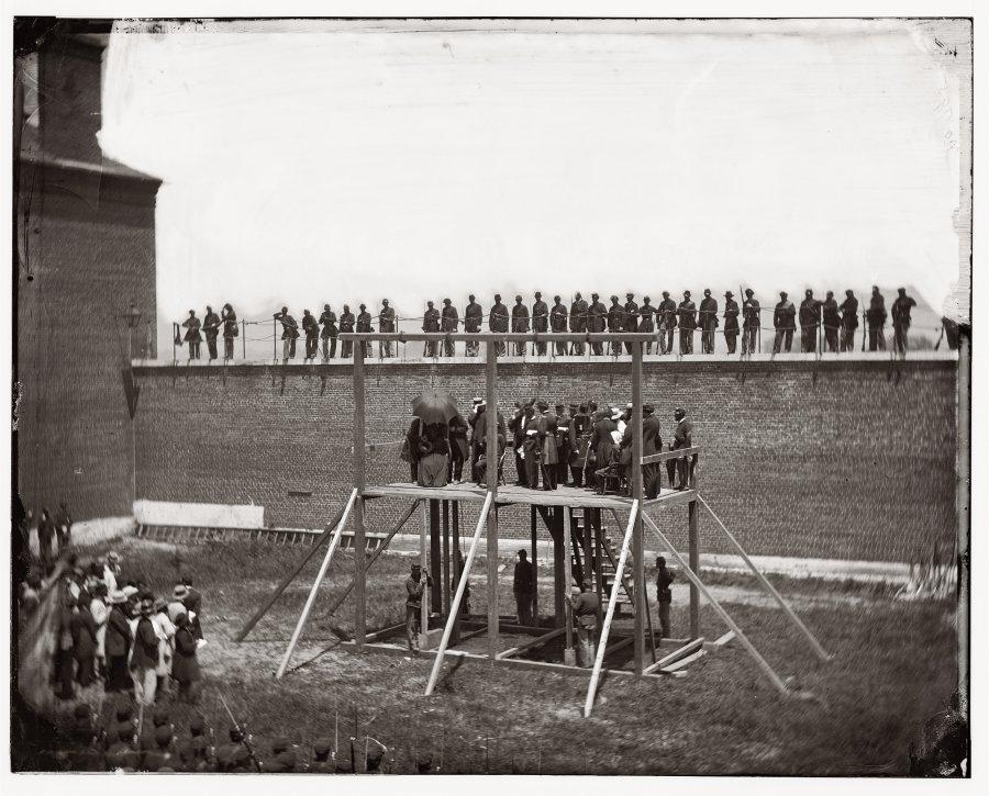 ExecutedToday.com » 1865: Four for Abraham Lincoln's ...