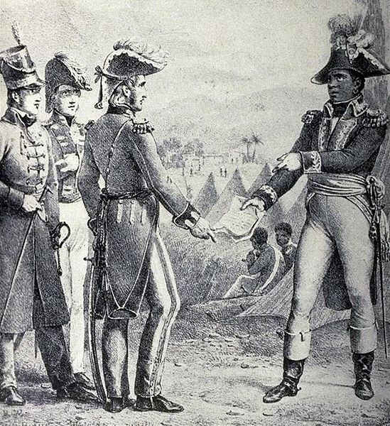 toussaint louverture essay 1-11-2011 by dady chery, haiti chery as the spirit of the enlightenment inflamed everyone, the rebellious haitian slaves led by toussaint l'ouverture would prove to.