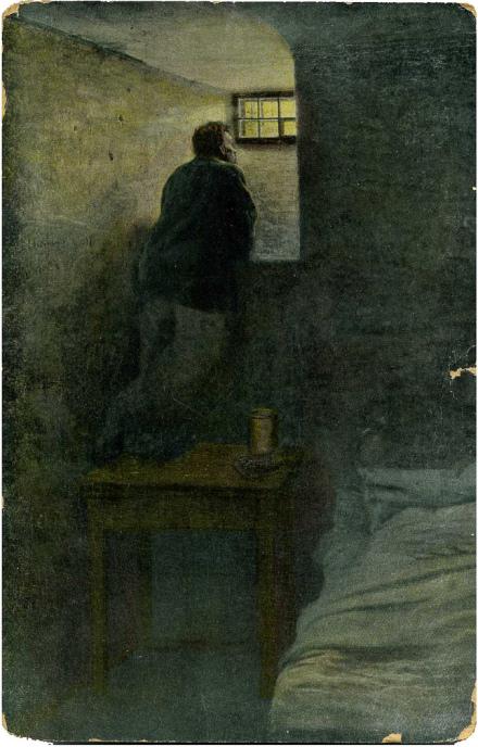 Španělský vězeň
