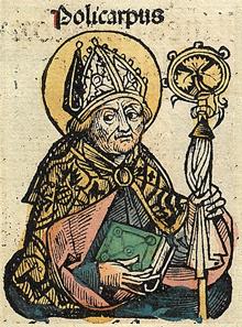 Feast Day of St. Polycarp of Smyrna